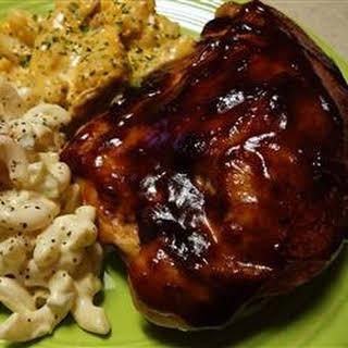 Texas BBQ Chicken.