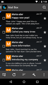Bird Mail Email App v2245.59c