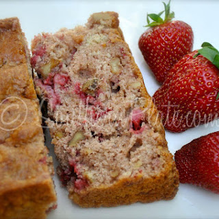 Strawberry Pecan Bread