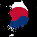 Korean Characters - 한글 배우기 icon
