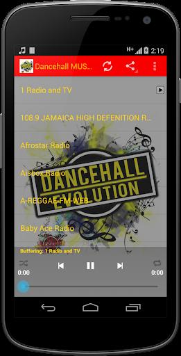 Dancehall MUSIC Radio