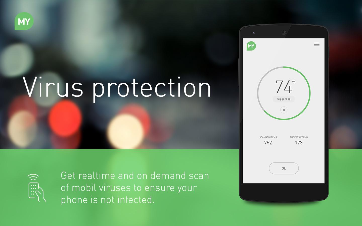 MYAndroid Protection- screenshot