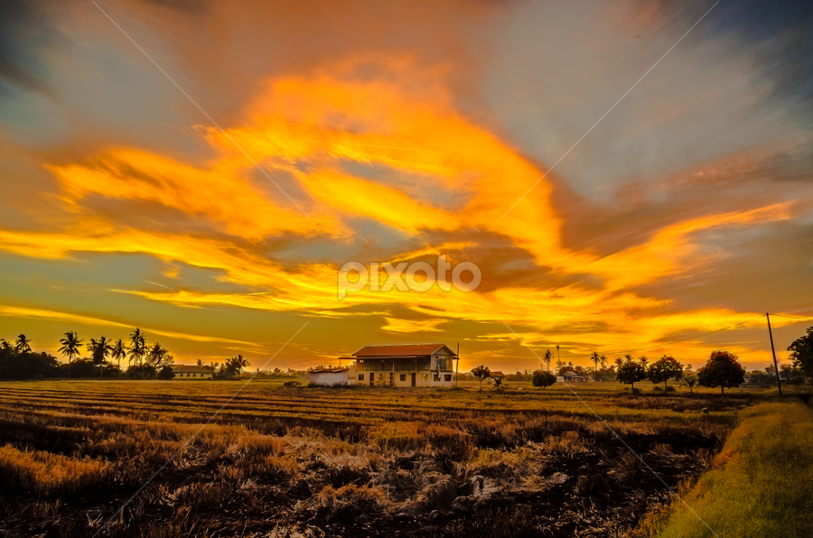 SOMETHING by Mohamad Subri Mohd Noor - Landscapes Sunsets & Sunrises