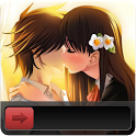 Cute Couple HD Go Locker icon