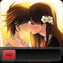 Cute Couple HD Go Locker icon