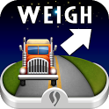 Weigh - Truck Weigh Stations icon