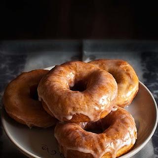 Homemade Cider Doughnuts