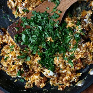 Chorizo and Eggs