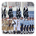 Pakistani Army PAF NAVY  songs icon