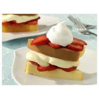 Strawberry Vanilla Shortcut