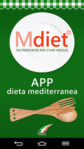 APP Dieta Mediterranea