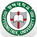 Pyeongtaek University Library logo