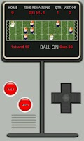 Screenshot of Handheld Football
