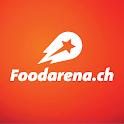 Foodarena - pizza kebab sushi icon