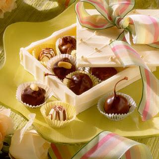 Chocolate-Covered Cherries.