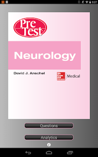 PreTest Neurology - screenshot thumbnail