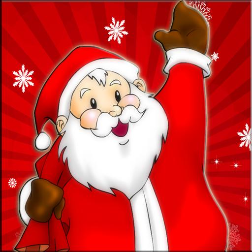 Christmas Run Santa Run 街機 App LOGO-硬是要APP