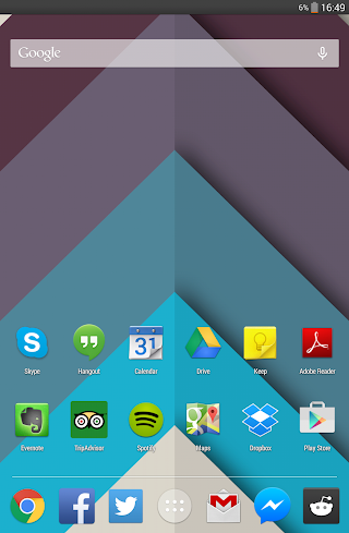 Chrooma Live Wallpaper - screenshot