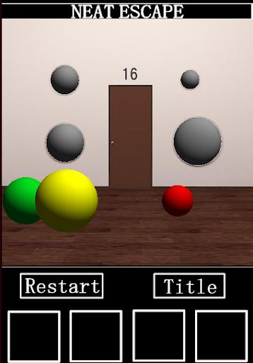【免費解謎App】脱出ゲーム NEAT ESCAPE-APP點子