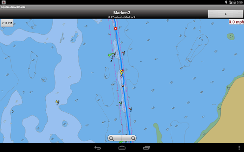 Marine Navigation / Charts USA - screenshot thumbnail