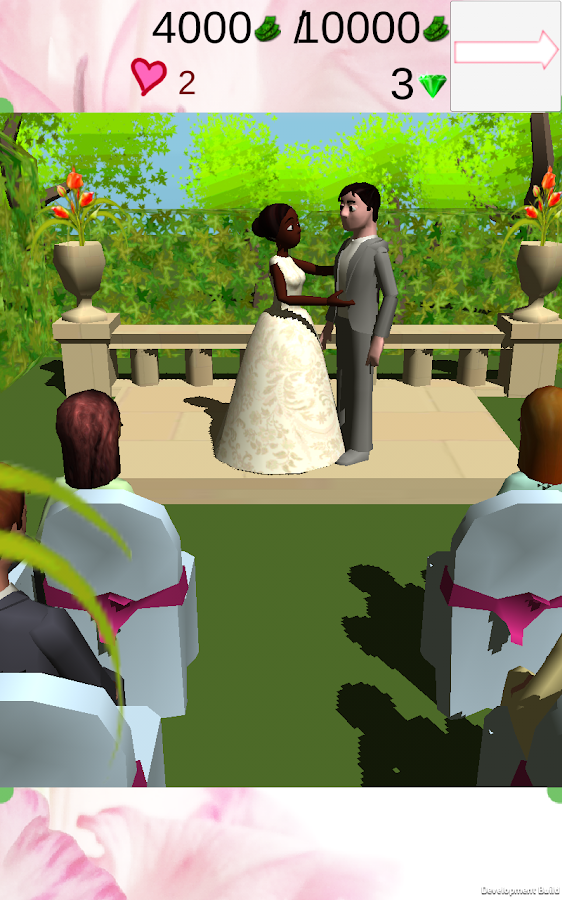 wedding planner game 2014 screenshot