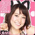 AKB48きせかえ(公式)大島優子-PC- icon