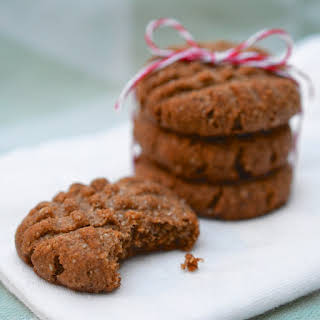 Chewy Almond Spice Cookies.