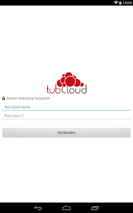 tubCloud- screenshot thumbnail