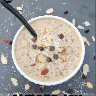 Almond Joy Chia Pudding