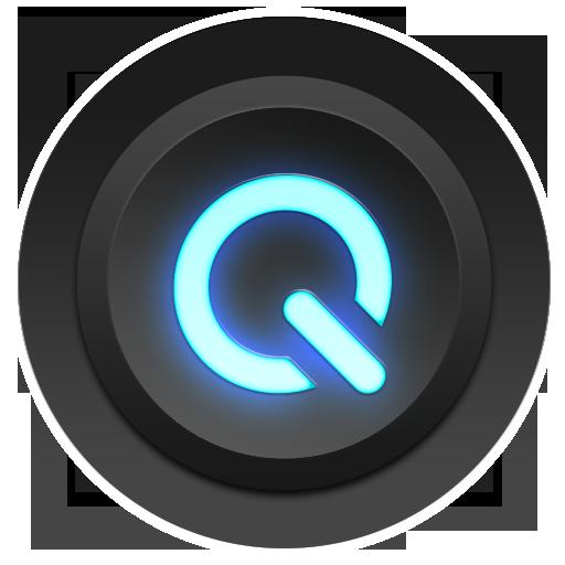 Blaque Blue icon pack LOGO-APP點子
