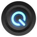 Blaque Blue icon pack logo