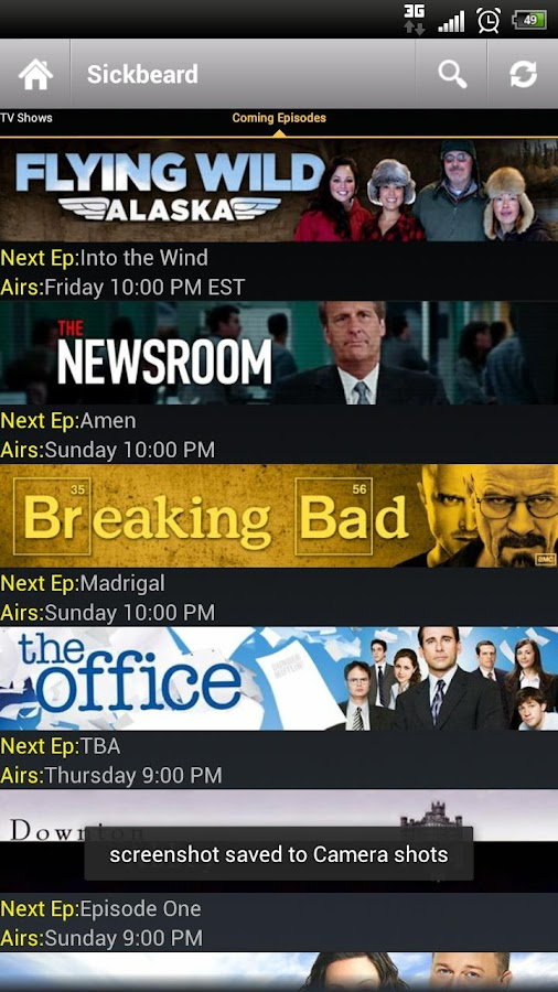 MediaDog - screenshot