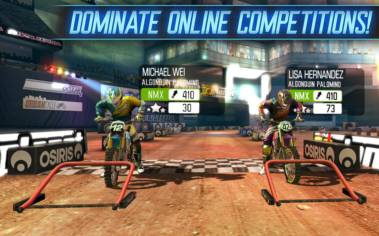 MOTOCROSS MELTDOWN screenshot #5