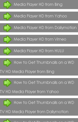 Media Player HD