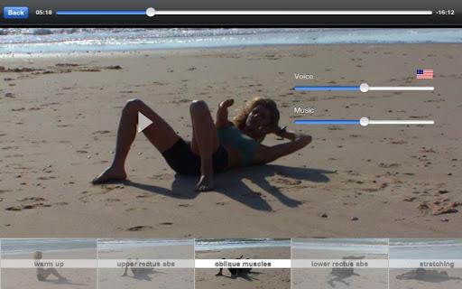 【免費健康App】Abs and buttocks Lite-APP點子