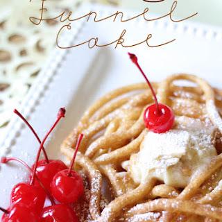 EASY Funnel Cakes