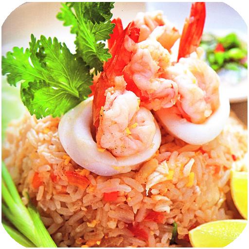 สูตรข้าวผัด สูตรอาหารไทย LOGO-APP點子