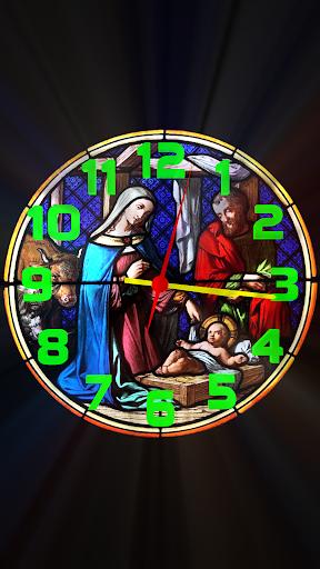Trial Jesus Clock 3D LWP