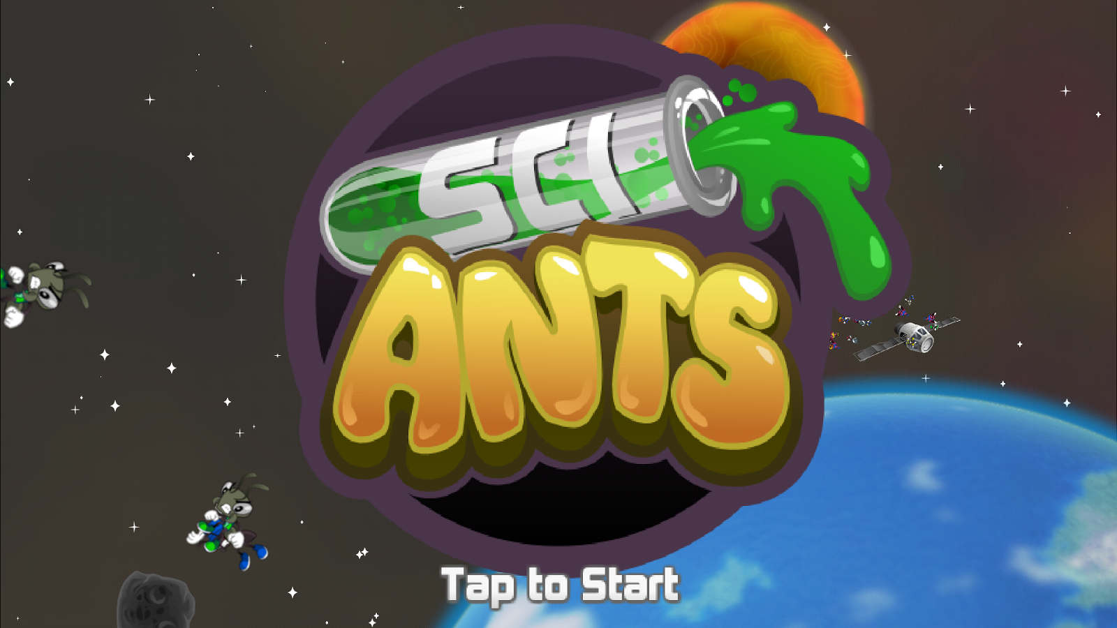 SciAnts- screenshot
