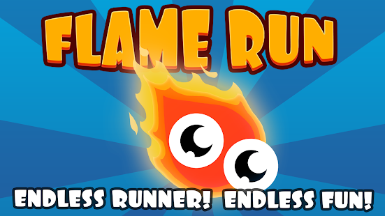 Flame Run- screenshot thumbnail