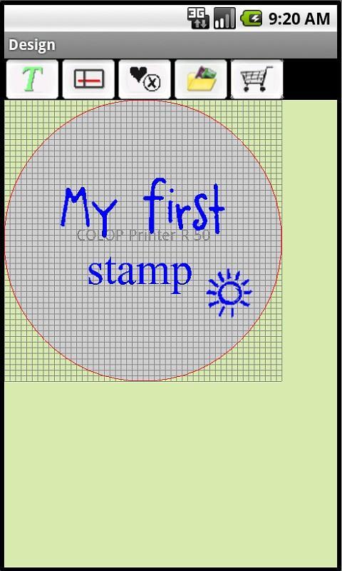 StampWorld- screenshot