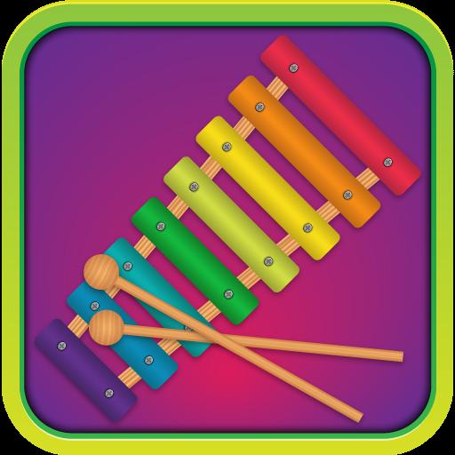 Xylophone LOGO-APP點子