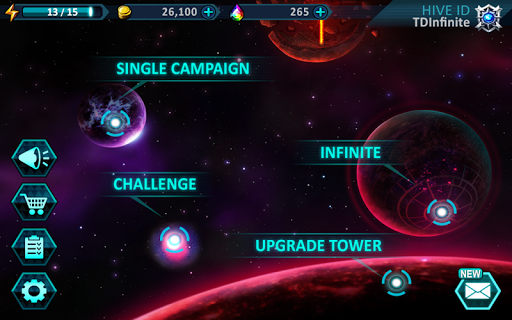 Tower Defense: Infinite War 1.2.1 screenshots 2