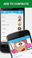Screenshot of Emojidom Smiley & Emoji Maker