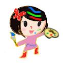 PaintWithKids icon