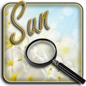 Sun. Hidden objects