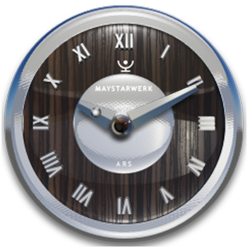 Analog Clock Widget Ars