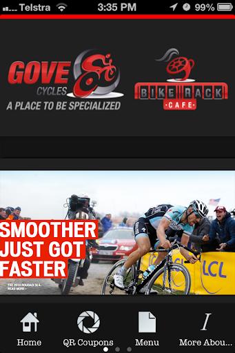 【免費商業App】Gove Cycles-APP點子