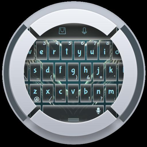 大洋恐怖 TouchPal Theme 個人化 App LOGO-APP試玩