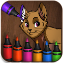 Little Animal Painter icon